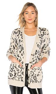 Кардиган leopard print - Pam & Gela