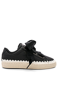 Кроссовки basket heart scallop - Puma
