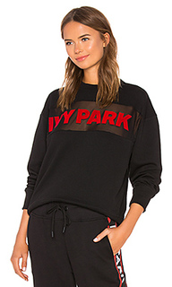 Свитшот sheer flocked logo - IVY PARK