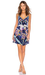 Платье tie front - Camilla