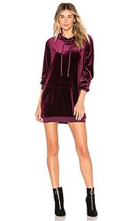 Платье с капюшоном reign - by the way.