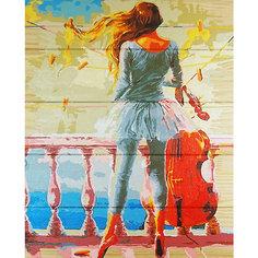 """Картина по номерам на дереве Color KIT """"Мечта и реальность"""", 40х50 см"""