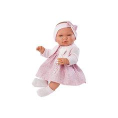 """Кукла-пупс Asi """"Мария"""" в розовом, 43 см"""