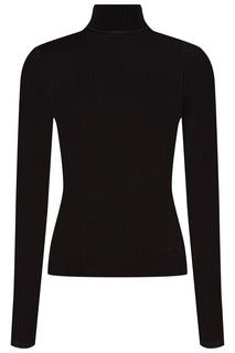 Черный шерстяной свитер Acne Studios