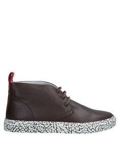 Полусапоги и высокие ботинки DEL Toro
