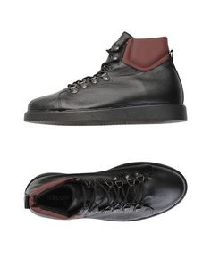 Высокие кеды и кроссовки Hecon