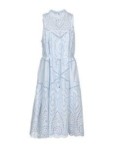 Платье до колена Zimmermann