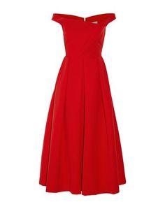 Платье длиной 3/4 Preen By Thornton Bregazzi