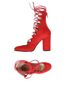 Полусапоги и высокие ботинки Barbara Renzi