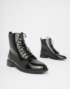Походные ботинки London Rebel - Черный