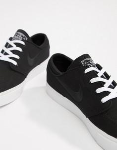 Черные кроссовки Nike SB Zoom Stefan Janoski 615957-022 - Черный 15052742c61