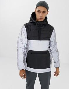 Куртка со светоотражающей отделкой Element - Серый