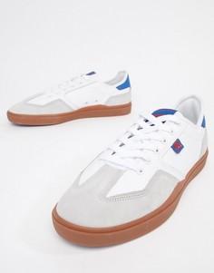 Белые кроссовки DC Shoes - Белый