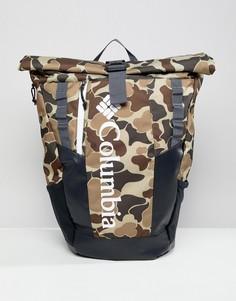 Камуфляжный рюкзак с отворачивающимся верхом Columbia Convey 25 л - Мульти
