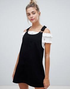 Платье-комбинезон Jack Wills - Черный