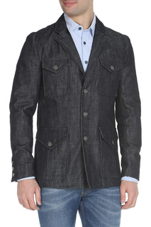 Пальто-пиджак Amsterdenim