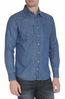 Джинсовая рубашка Amsterdenim