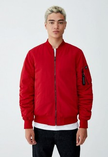 Куртка спортивная Pull&Bear