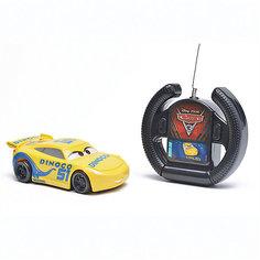 Машина на р/у Disney Крус Рамирес, 13 см