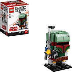 Сборная фигурка LEGO BrickHeadz 41629: Боба Фетт