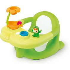 """Стульчик-сидение для ванной Smoby """"Cotoons"""", зелёный"""