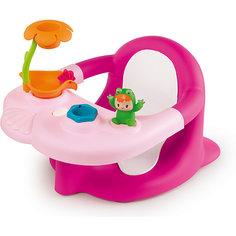 """Стульчик-сидение для ванной Smoby """"Cotoons"""", розовый"""