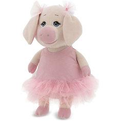 Мягкая игрушка Orange Свинка Настенька, 25 см
