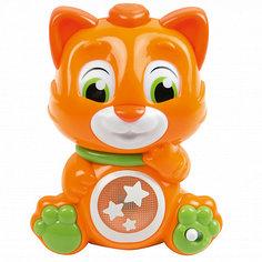 """Интерактивная игрушка Clementoni """"Кошечка"""" со сменой эмоций"""