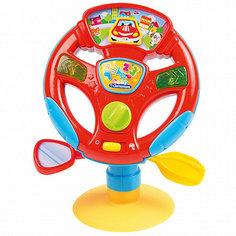 """Развивающая игрушка Clementoni """"Музыкальный руль"""""""