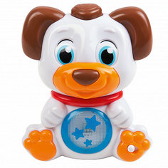 """Интерактивная игрушка Clementoni """"Собачка"""" со сменой эмоций"""