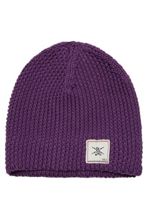 Фиолетовая вязаная шапка Grunge John Orchestra Explosion