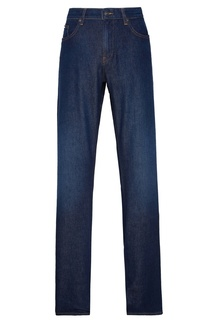 Синие джинсы с карманами Hugo Boss