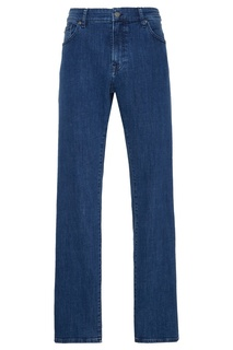 Классические голубые джинсы Boss Orange