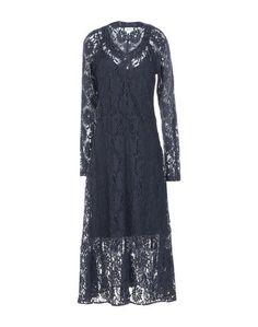 Платье длиной 3/4 Dkny