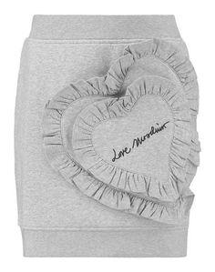 Юбка до колена Love Moschino