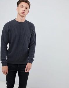 Вязаный джемпер Tokyo Laundry - Серый