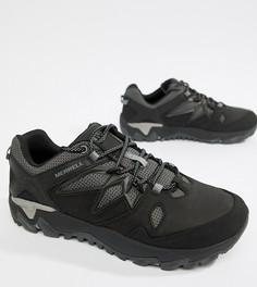 Черные походные кроссовки Merrell All Out Blaze 2 - Черный