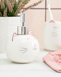 Дозатор для мыла в виде кошки Sass & Belle - Мульти