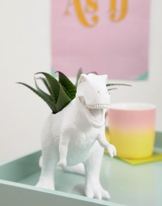 Цветочный горшок в виде динозавра Gift Republic - Мульти