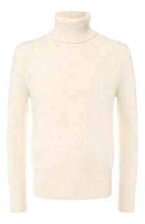 Шерстяной свитер с воротником-стойкой Polo Ralph Lauren