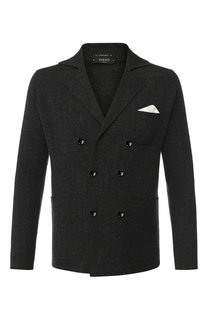 Двубортный пиджак из шерсти Svevo