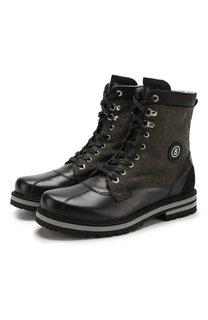 Комбинированные ботинки Courchevel на шнуровке Bogner