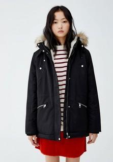 9ceb4f629a7 Купить женские куртки Pull Bear в интернет-магазине Lookbuck