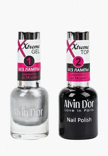 Набор для ухода за ногтями Alvin Dor