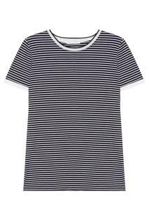 Контрастная футболка Hugo Boss