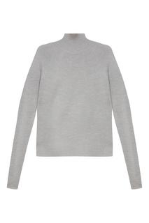 Серый фактурный свитер Drykorn