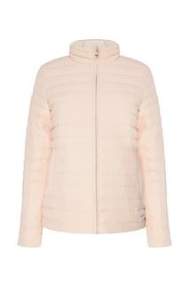 Розовая стеганая куртка Calvin Klein