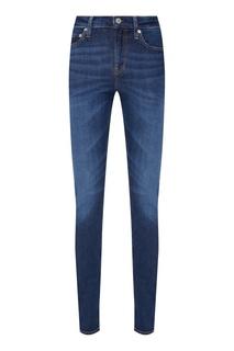 Синие джинсы Calvin Klein