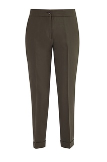 Зеленые брюки Etro