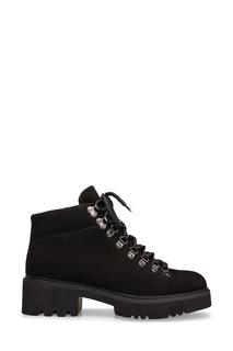 Черные ботинки Portal